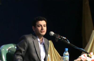فیلم سخنرانی  استاد علی اکبر رائفی پور (علی رفیعی) / علائم ظهور