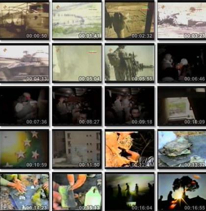 فیلم مستند عملیات مرصاد / شکست مفتضحانه منافقین در عملیات فروغ جاویدان / قسمت دوم