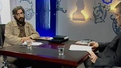 فیلم برنامه راز / وحید جلیلی / ظرفیت جبهه فرهنگی انقلاب