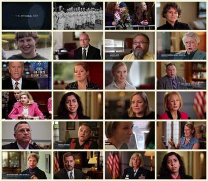 فیلم مستند جنگ نامرئی / Invisible War 2012 Documentary / زیرنویس فارسی