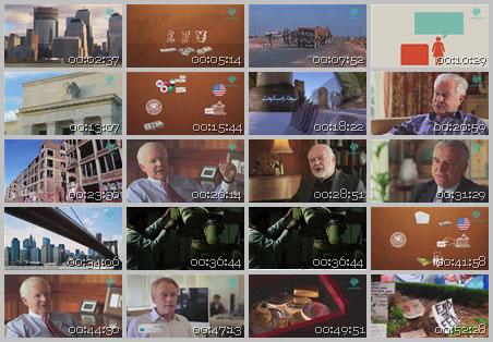 فیلم مستند پایان مسیر / End of the Road 2012 Documentary / افشای بزرگترین کلاهبرداری اقتصادی آمریکا / دوبله فارسی